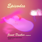 Episodes for Orchestra (Cover Art) - Single - Composed by Janet Dunbar